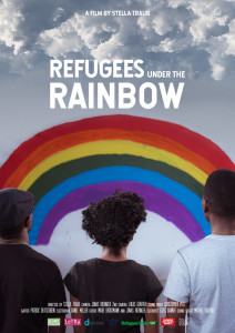REFUGEES UNDER THE RAINBOW